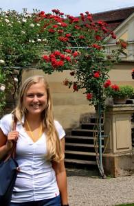 Феи и розы весенней Германии.