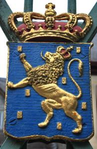 Лев - символ Вайльбурга