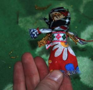 Обереговая куколка