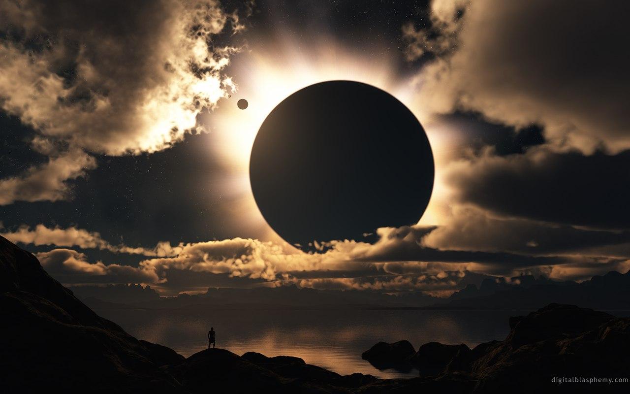 Лунное и Солнечное затмение