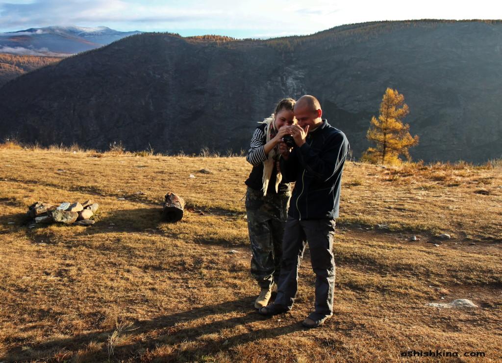 перевал Кату-Ярык, Горный Алтай