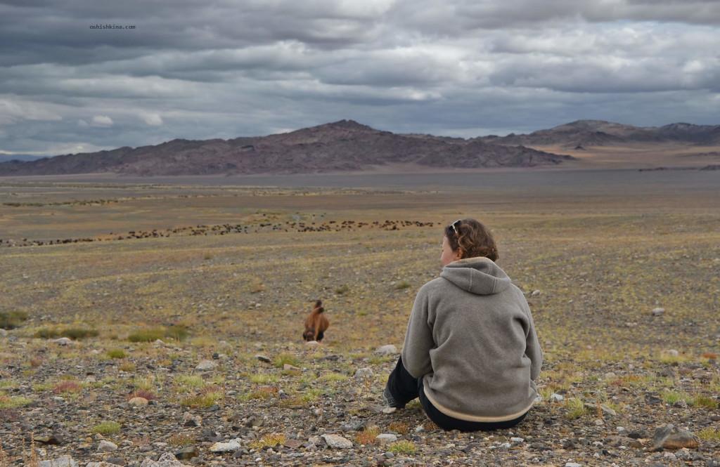 Монглия Долина больших озер