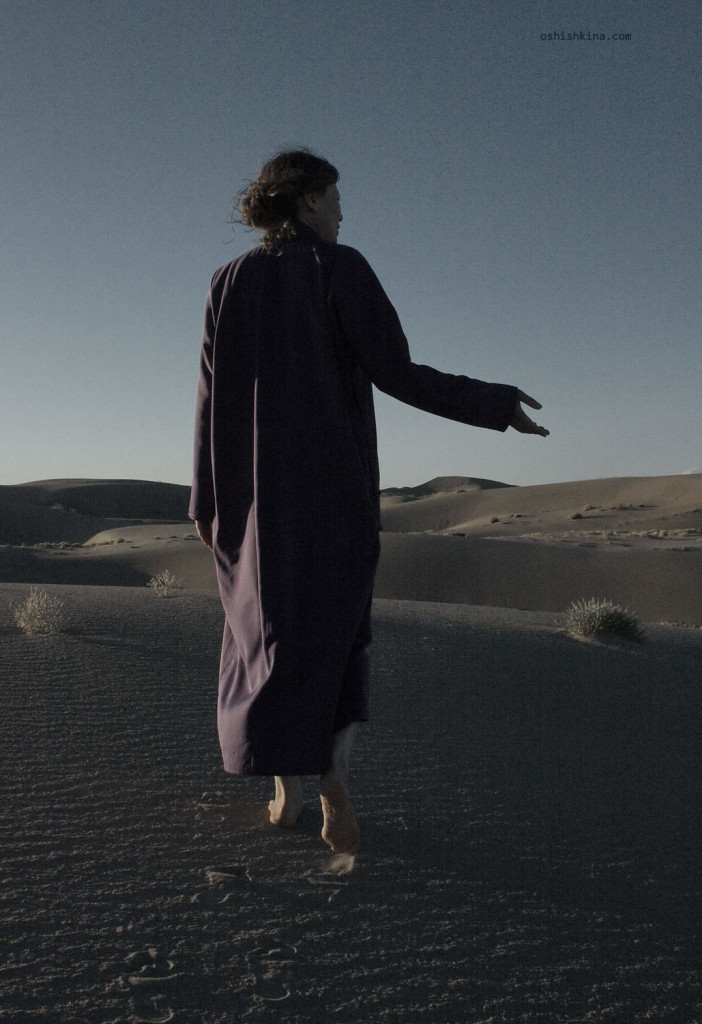 Монголия. Гоби. Пустыня