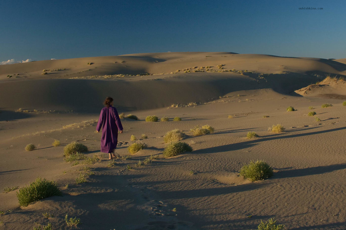 Монголия. Гоби пустыня