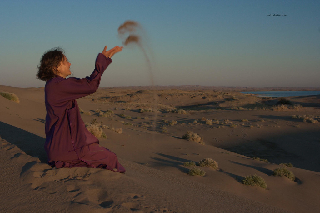 монголя пустыня гоби котловина больших озер